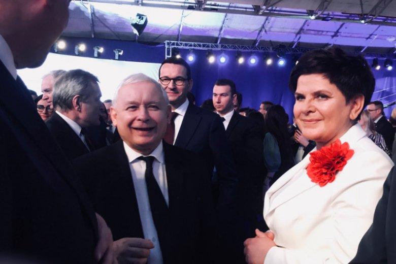 ec904299fcb85 55 urodziny Beaty Szydło. Była premier zbiera życzenia od ...