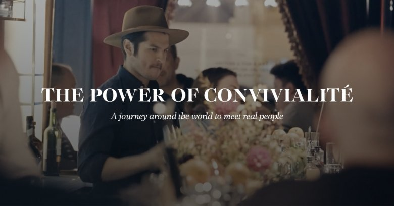 Trwająca pod hasłem ''Be A Convivialist!'' kampania ma inspirować ludzi z całego świata do pielęgnowania w sobie idei Conviviality