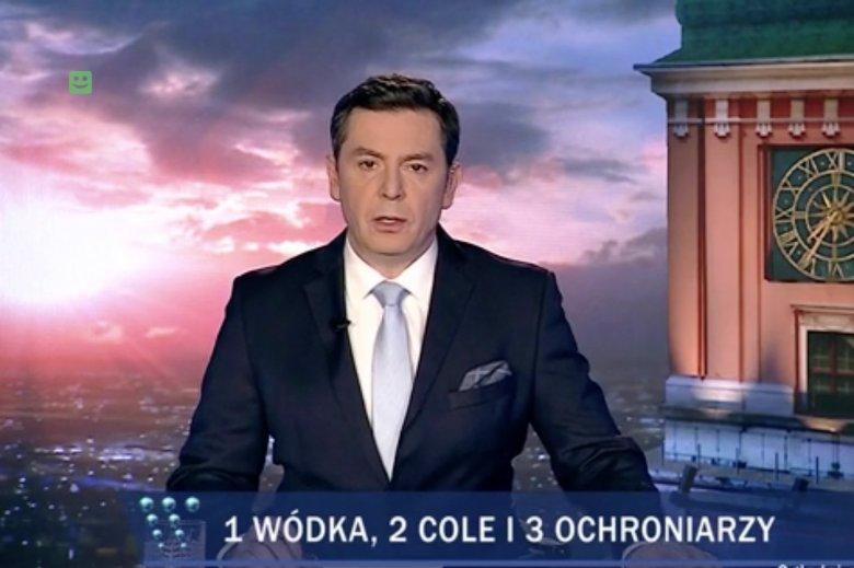 """""""Wiadomości"""" TVP pokazały materiał, który miał świadczyć o tym, że Koalicja Europejska nie ma programu wyborczego. Przeplatano go wątkiem zakupów Aleksandry Dulkiewicz."""