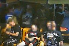 Kuriozalne wideo opublikowała łotewska policja.