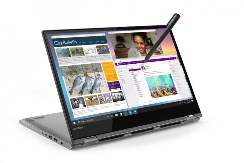 Przykładem dobrego stosunku jakości do ceny w serii Yoga jest model Yoga 530