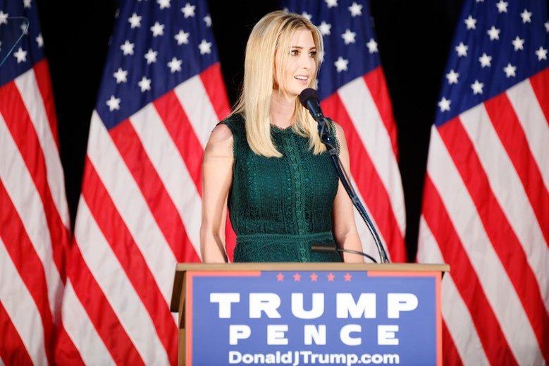 Jones umawiał się z córką Donalda Trumpa - Ivanką