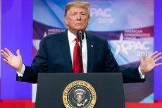 Donald Trump skrytykował zestrzelenie amerykańskiego drona przez Irańczyków.