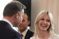 Magdalena Ogórek nie kryje sympatii do prezydenta.