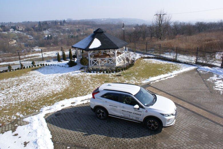 Zdjęcia: Mitsubishi Eclipse Cross w Sandomierzu