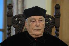Ksiądz Zenon Grocholewski, bliski współpracownik Jana Pawła II, wsparł arcybiskupa Marka Jędraszewskiego.