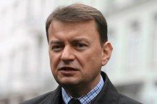 Unijny komisarz zrezygnował ze spotkania z Błaszczakiem.