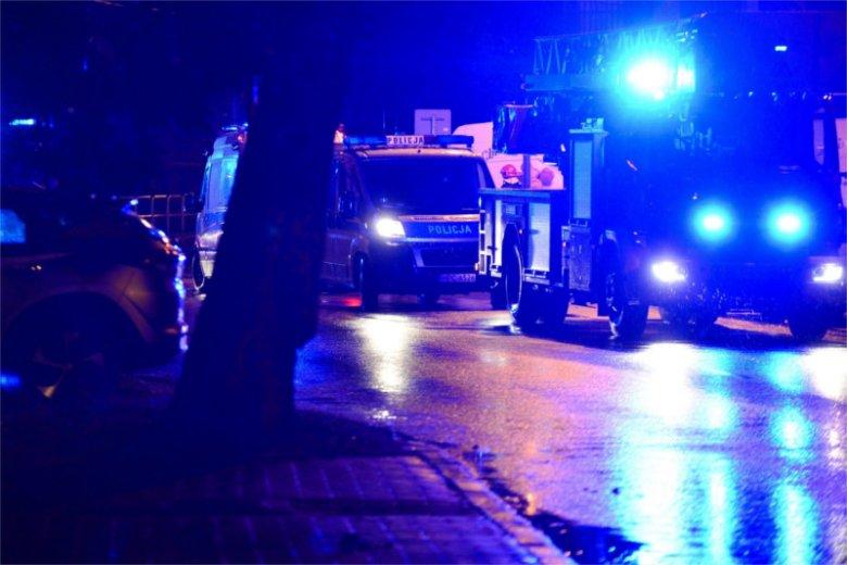 Makabryczny wypadek na DK 11 w Ostrzeszowie.