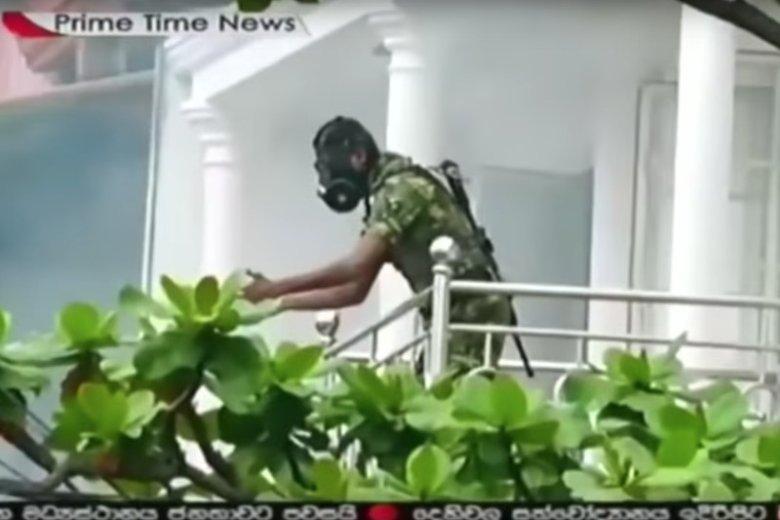 Lankijska policja informuje o pierwszych aresztowaniach po zamachach na Sri Lance.