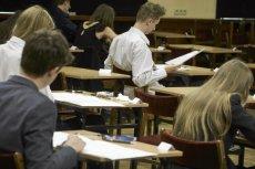 To czy uda się przeprowadzić egzaminy bez zakłóceń, nie jest jedynym problemem MEN.
