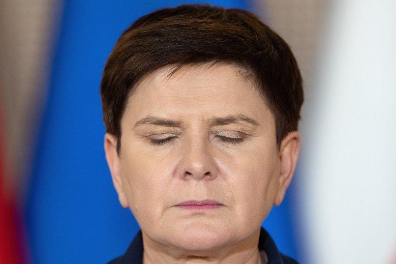 Beata Szydło podobno nie będzie kandydatką EKR na wiceszefową PE.