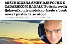 Polka zamordowana w Chorwacji
