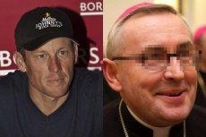 Lance Armstrong i biskup Piotr J. walczą o drugą szansę. Psycholog przekonuje, że mają do niej prawo.