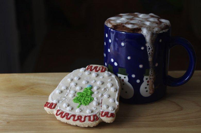 Śliczny i świąteczny :))))