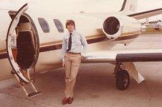 Jeden z uczestników RedBull Air Race - Kimbry Chambliss