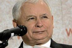 Jarosław Kaczyński wywołał wstrząs zapowiedzią obniżenia pensji politykom i samorządowcom.