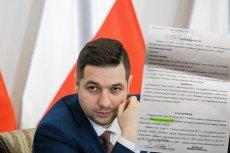 Patryk Jaki wydał postanowienia o karze grzywny dla prezydenta m.st. Warszawy na łączną kwotę 12 tysięcy złotych. Problem w tym, że postanowienia są źle napisane.