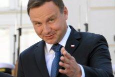 """""""Oczy przecieram i nie wierzę"""" – napisał na Twitterze Łukasz Warzecha. Prezydent Duda zaskoczył przesłanym do Sejmu projektem ustawy"""