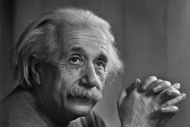 Albert Einstein słynął z zadawania fundamentalnych pytań egzystencjalnych