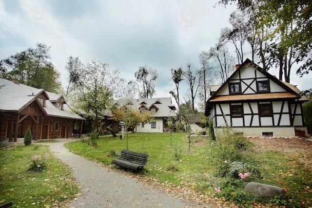 Lipowa Dolina w Kazimierzu Dolnym.