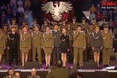 Uroczystości 25-lecia stacji radiowej uświetnił występ Reprezentacyjnego Zespołu Artystycznego Wojska Polskiego.