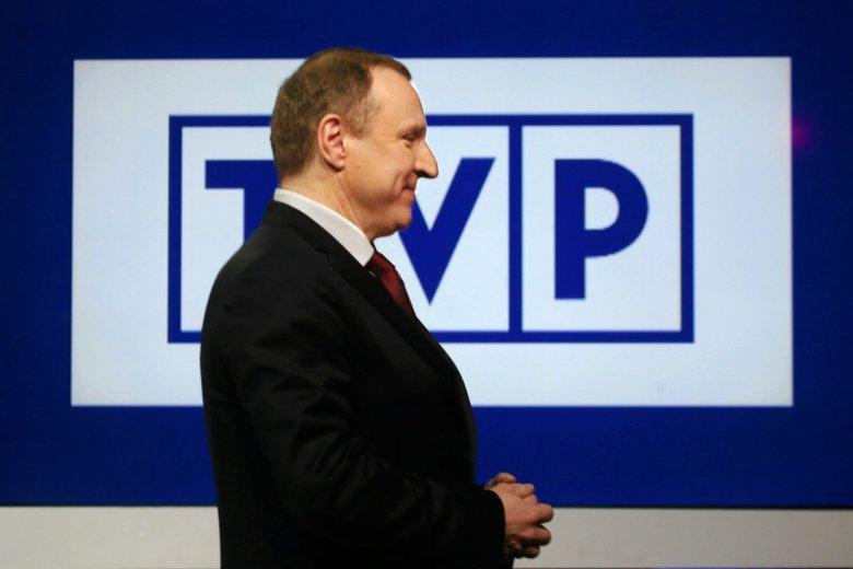 Jacek Kurski próbuje zmienić sytuację TVP. A przy okazji swoją własną.