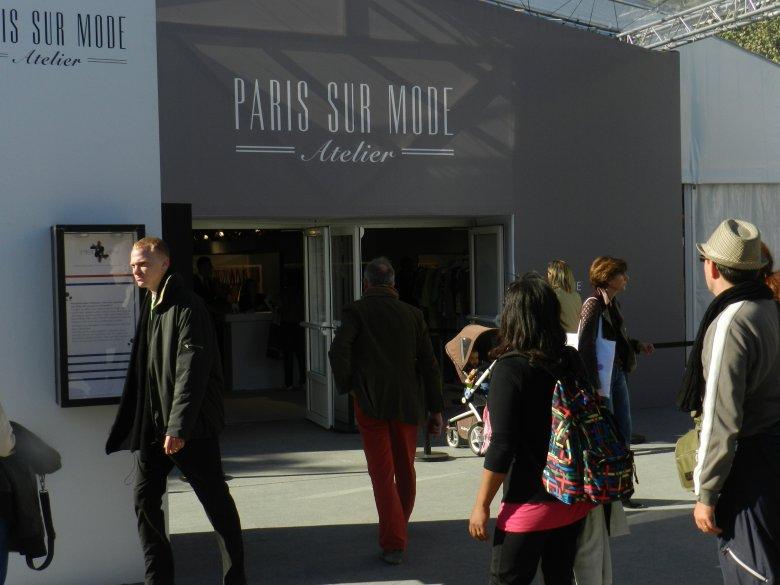 Targi mody, Paryż