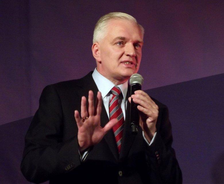 Jarosław Gowin, minister nauki i szkolnictwa wyższego. Odpowiada za politykę naukową państwa, w tym dysponuje budżetem na strategiczne badania i inwestycje.