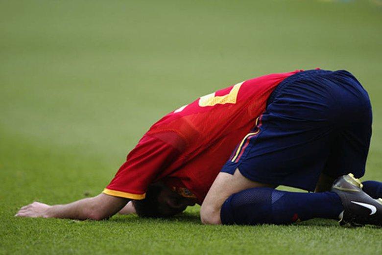 Hiszpanie nie wygrają Euro 2012? To całkiem prawdopodobne