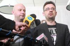 Portal WirtualneMedia.pl twierdzi, że wypowiedzenie złożył m.in. Michał Majewski (z lewej)