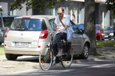47 proc. badanych jest przeciwna obowiązkowemu OC dla rowerów