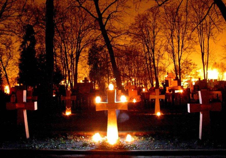 Cmentarze potrafią budzić grozę nawet w zdrowych ludziach.