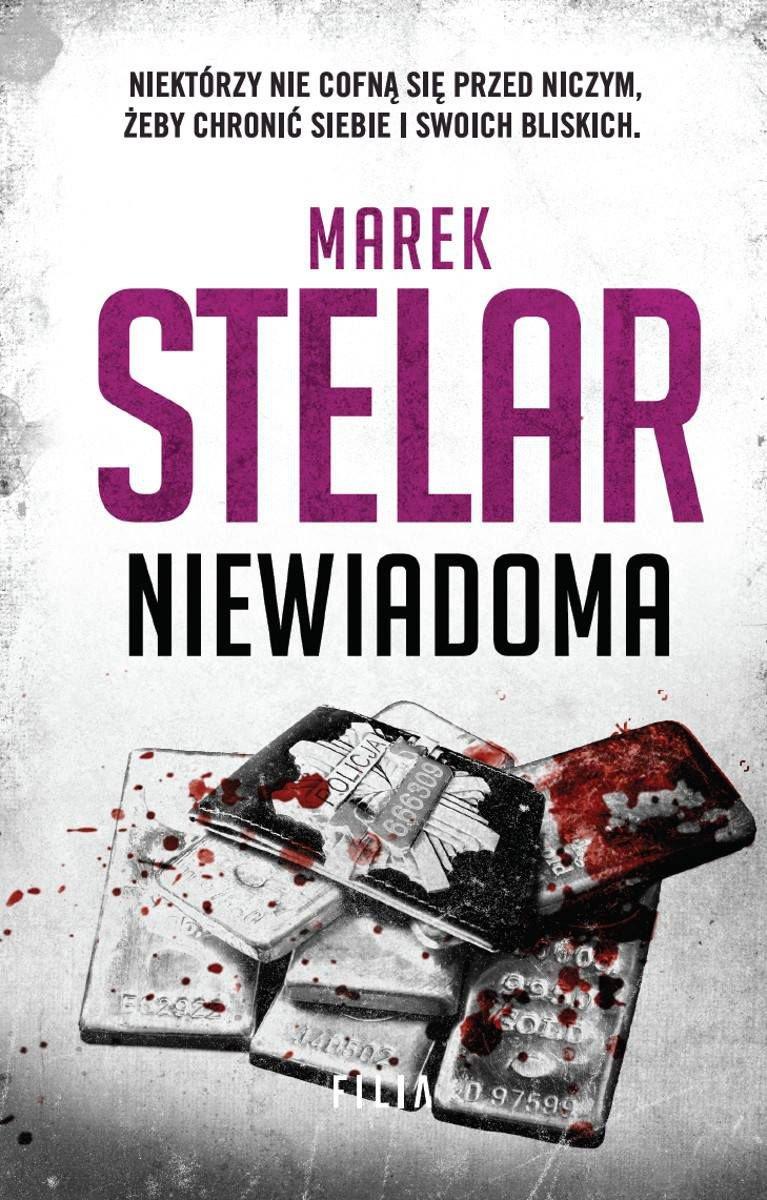 "Marek Stelar ""Niewiadoma"""