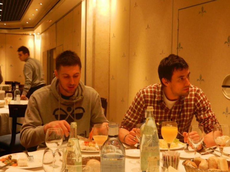 Piotr Grabarczyk i Marcin Lijewski są już gotowi do gry!