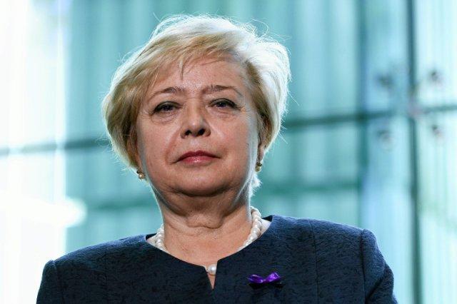 """To ona będzie """"nowym Rzeplińskim"""". Prezes Sądu Najwyższego Małgorzata Gersdorf broni demokracji przed PiS."""