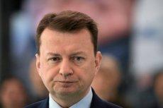 Szef MON Mariusz Błaszczak skomentował oświadczenie Iranu w sprawie zestrzelenia ukraińskiego samolotu. Mówił o Donaldzie Tusku.