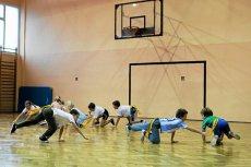Joanna Mucha chce zachęcić dzieci do większej aktywności fizycznej