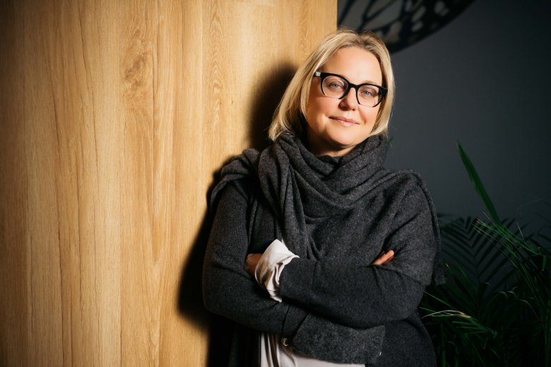Joanna Jeziorska, właścicielka Macadamia City Spa