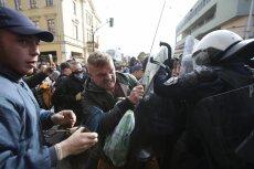 Policjanci blokowali kontrmanifestantów II Marszu Równości w Lublinie