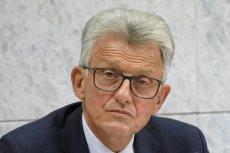 Stanisław Piotrowicz ma przeprosić Małgorzatę Gersdorf. Już zapowiedział złożenie apelacji.