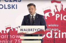 Michał Dworczyk w skandaliczny sposób obrażał mieszkańców Dolnego Śląska. Wszystko udostępnił na swoim profilu na Facebooku.