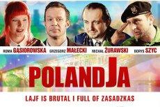 """Film """"PolandJa"""" do kin trafi w lutym. Póki co, do zobaczenia mamy taki plakat."""