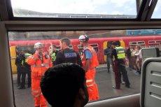 Panika w londyńskim pociągu wybuchła po tym, jak jeden z pasażerów czytał na głos...Biblię.