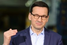 Premier Mateusz Morawiecki zwymyślał Polaków o innych poglądach od... perekińczyków.