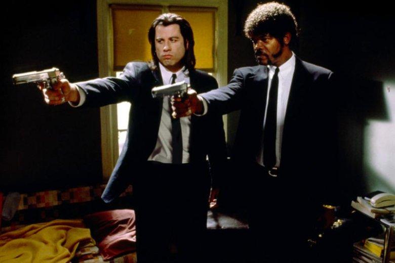"""Vincent i Jules to duet, którego kojarzy każdy. Nawet ci, którzy nie oglądali """"Pulp Fiction""""."""