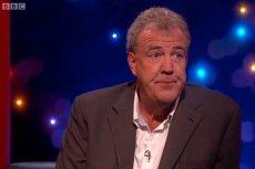 Jeremy Clarkson znany jest ze swojego olbrzymiego poczucia humoru. W przypadku takiego wydarzenia nie przepuścił okazji, żeby zażartować z pani premier.