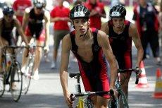 Imprezy triathlonowe stają sięw Polsce coraz popularniejsze.
