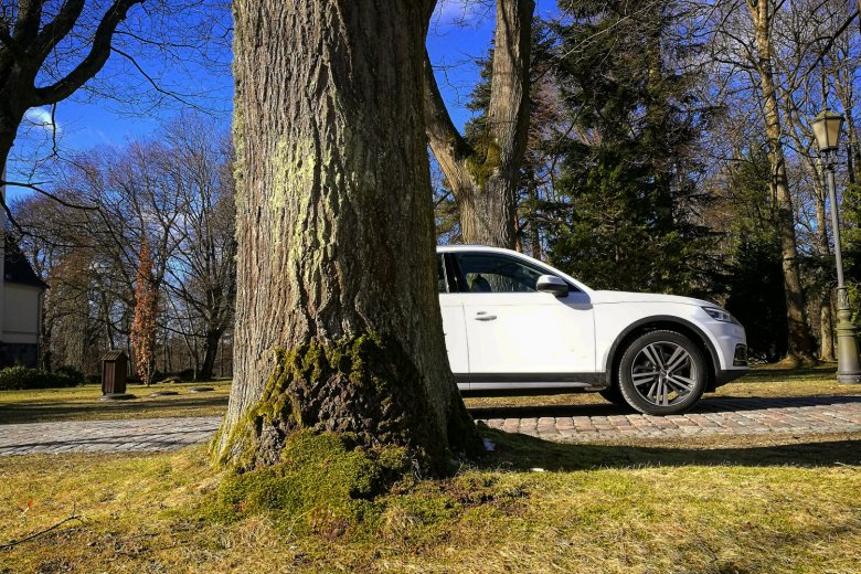 Przed nowym Audi Q5 ciężkie zadanie – pobić poprzedniągenerację tego flagowca.