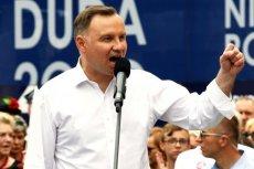 Andrzej Duda nie weźmie udziału w debacie?