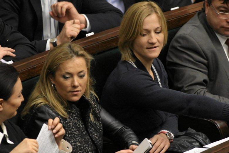 Iwona Guzowska i inni sportowcy chętnie na sportowąemeryturę wybierająsię do Sejmu.